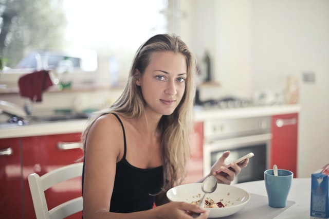 Eating in Moderation - Rules of Good Health