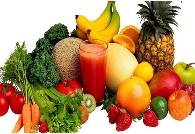 Fruits and Vegetables Consumption