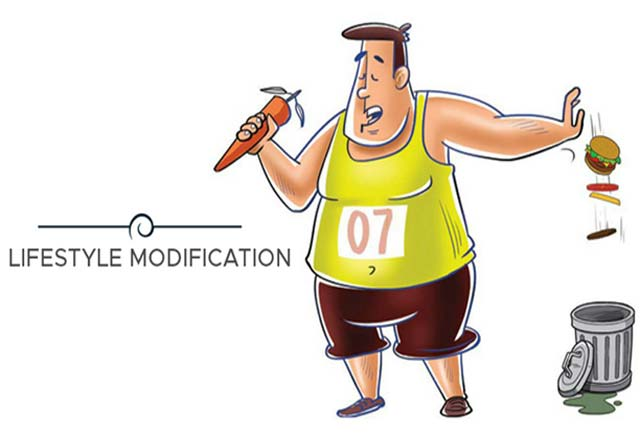 Lifestyle Modification - Rules of Good Health
