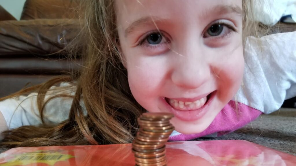 Teach your child budgeting