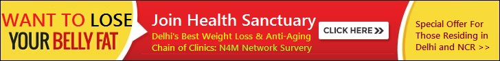 Health Sanctuary Delhi - Weight Loss, Slimming and Anti-aging Clinic