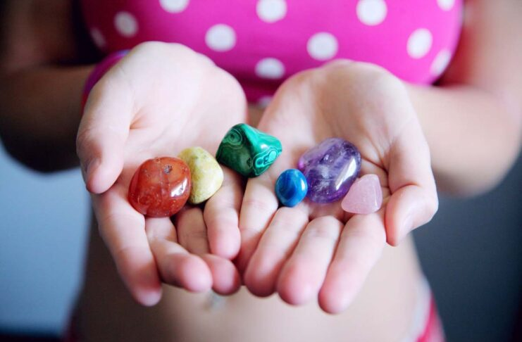 Crystal and Gem Therapy - Gemstones